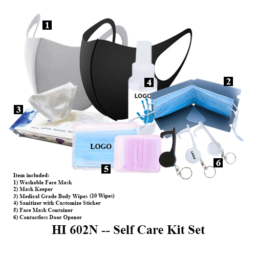 HI 602N — Self Care Kit Set