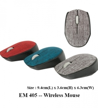 EM 405 — Wireless Mouse