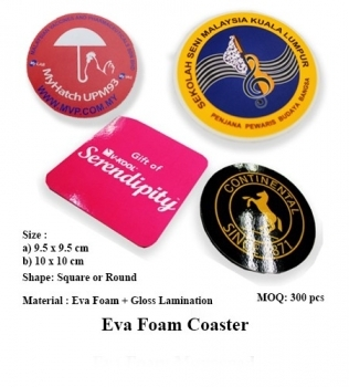 Eva Foam Coaster