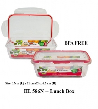 HL 586N — Lunch Box