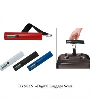 TG 982N — Digital Luggage Scale